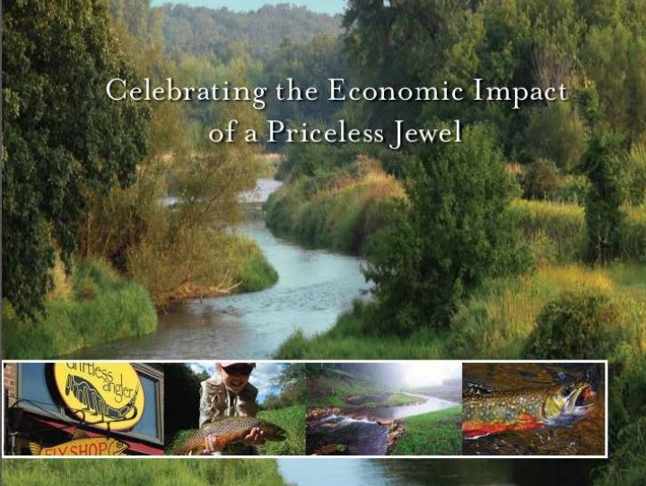 Driftless Area Restoration Effort Releases 2016 Economic Report