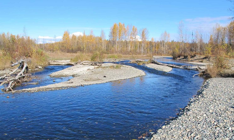 Montana Creek Alaska National Fish Habitat Partnership