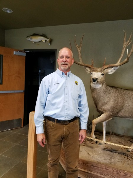 Ed Schriever named as new Director of Idaho Fish and Game
